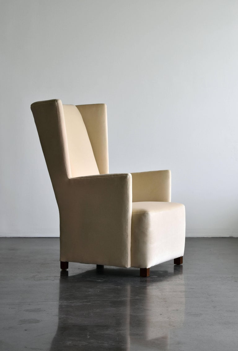 A modernist chair in the style known as