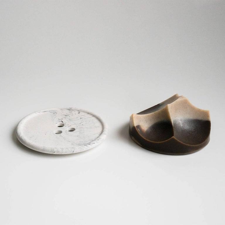American Cardamom Coffee, Hand-Poured Soap, Erode Series by UMÉ Studio For Sale