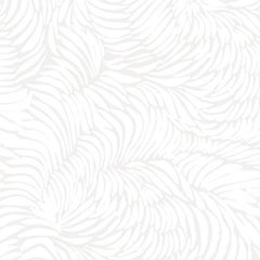 Plume Wallcovering in Ice Colorway