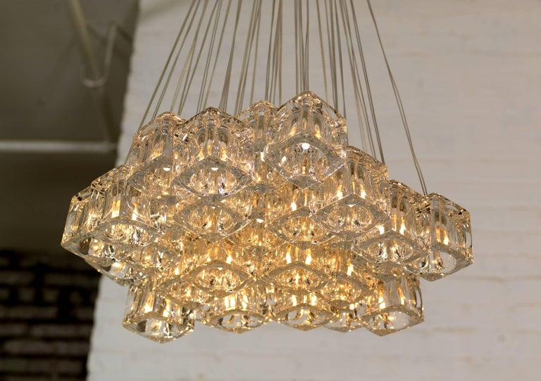 globe entrancing glass chandelier of triple awesome pendant lighting lights