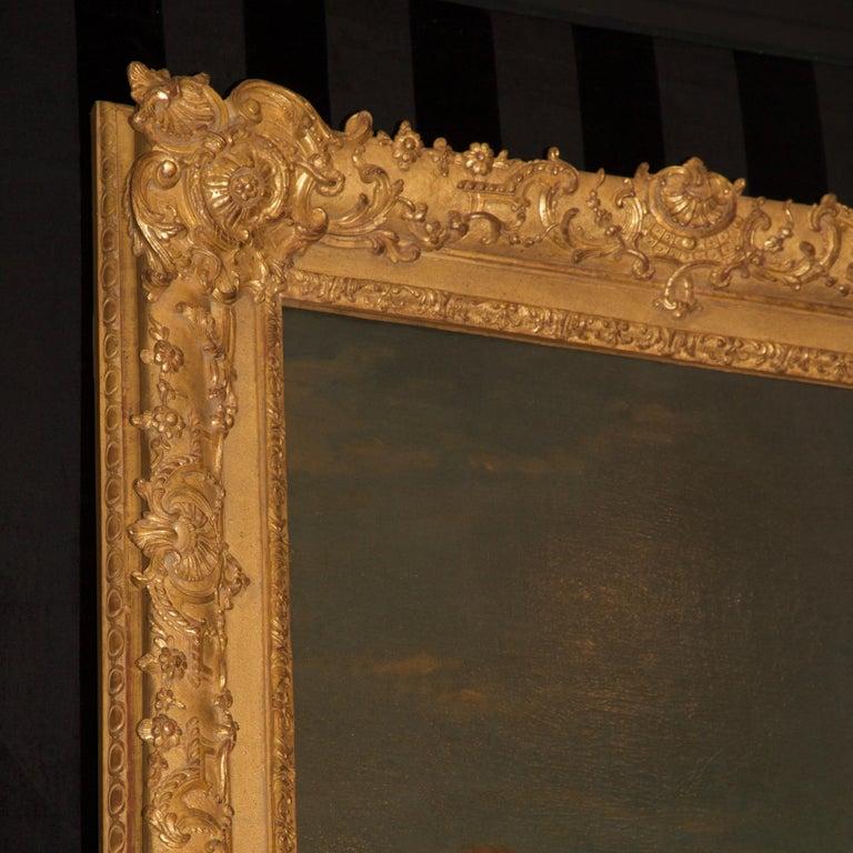 18th Century Royal Portrait by Nattier Workshop For Sale 3