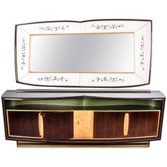 Paolo Buffa Mirrors