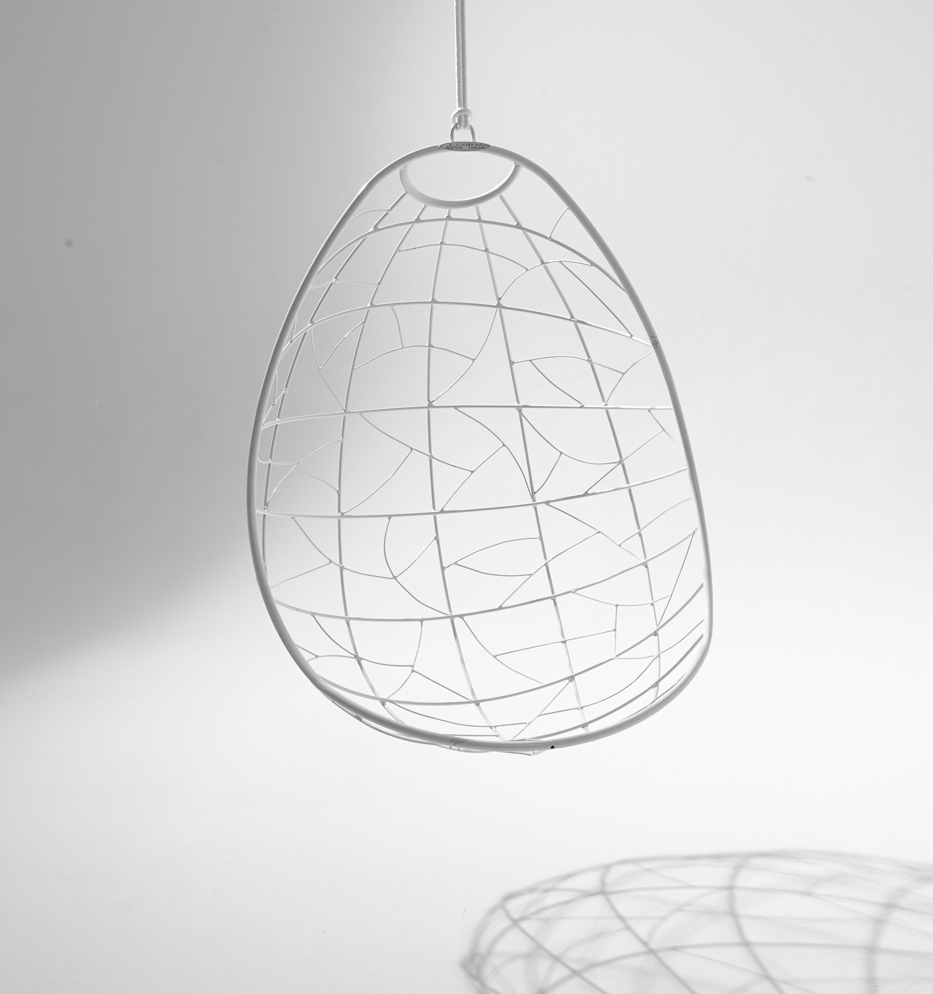 Enjoyable Nest Egg Hanging Swing Chair Theyellowbook Wood Chair Design Ideas Theyellowbookinfo