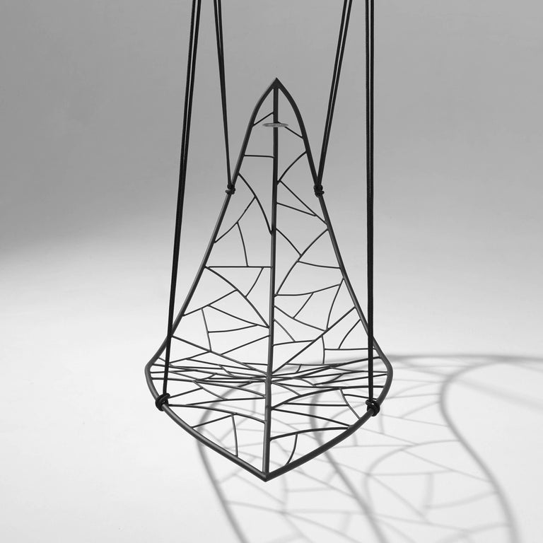 South African Leaf Hanging Swing Chair For Sale
