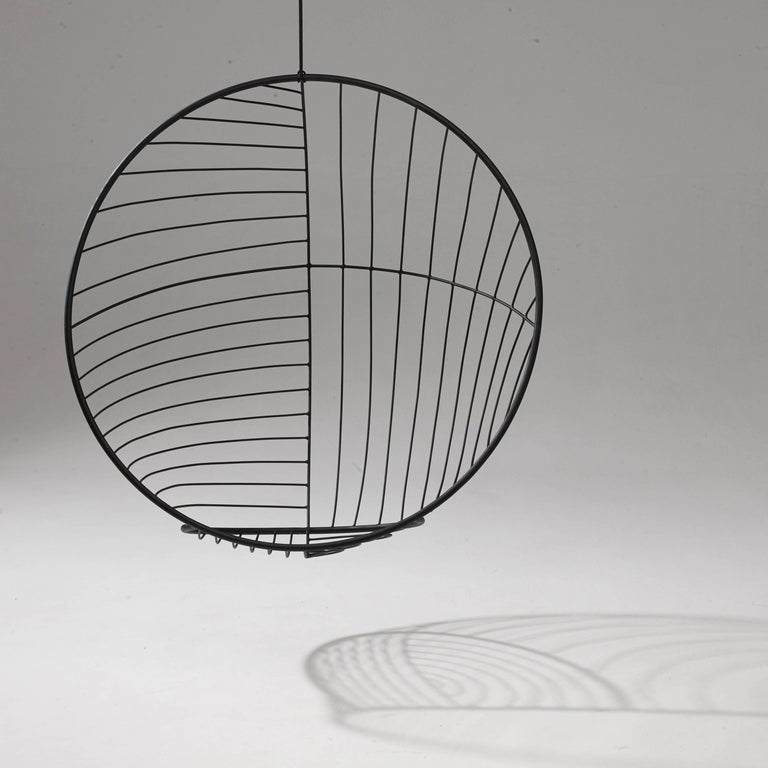 Modern Bubble Hanging Swing Chair For Sale