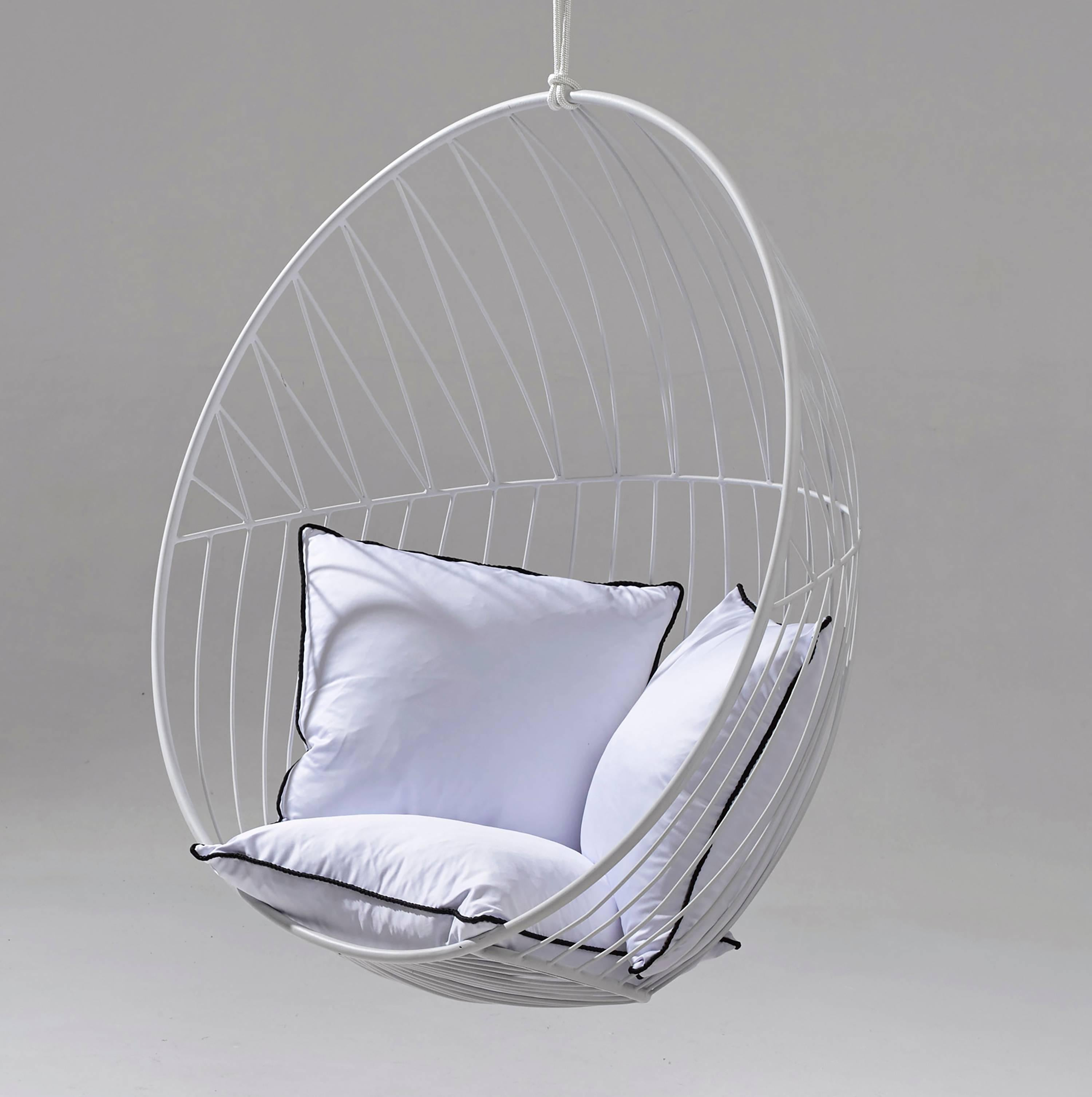 Bubble Hanging Swing Chair For Sale At 1stdibs