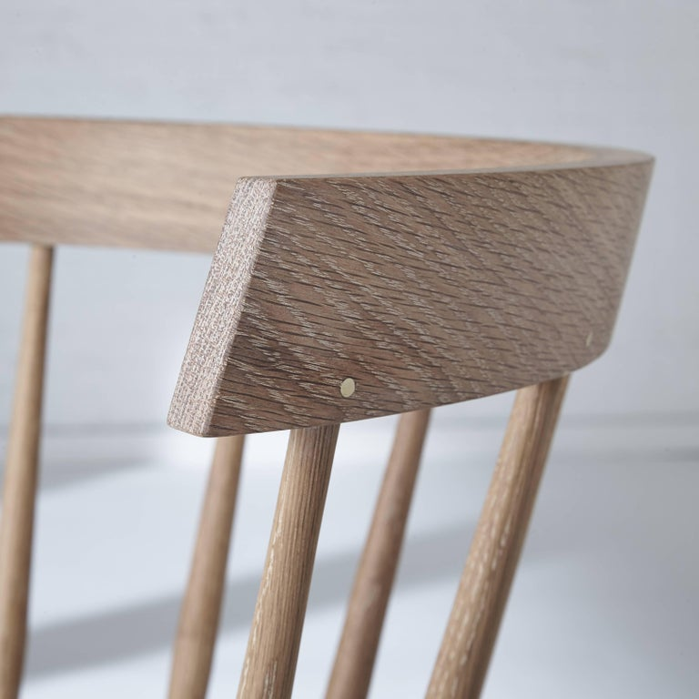 Modern Windsor Dining Chair For Sale 3