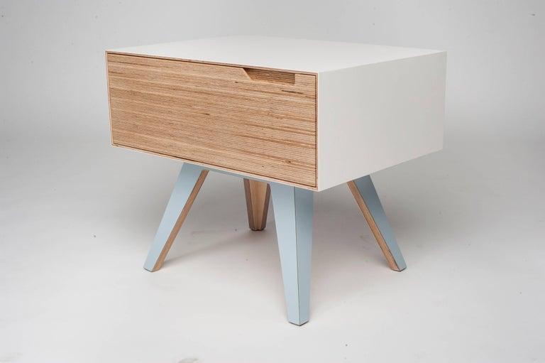 Erbert Nachttisch, Designt und Gefertigt in Wien von Lee Matthews 2