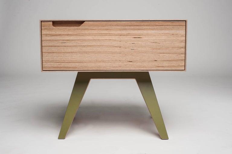 Erbert Nachttisch, Designt und Gefertigt in Wien von Lee Matthews 7
