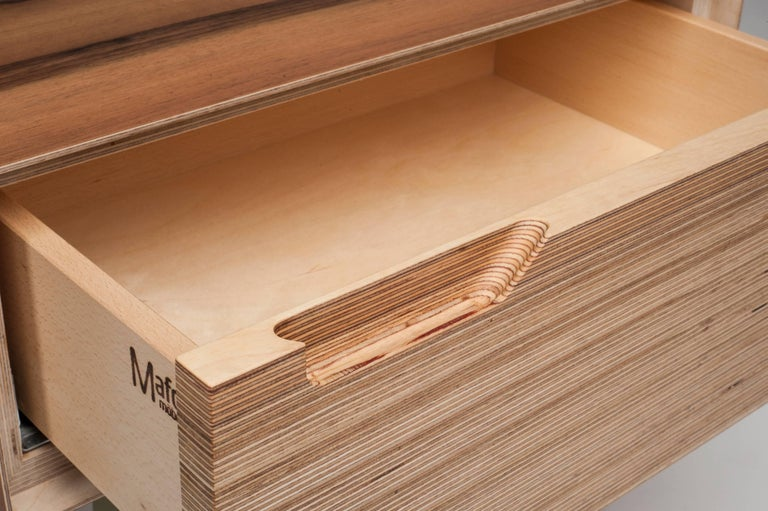Erbert Nachttisch, Designt und Gefertigt in Wien von Lee Matthews 9