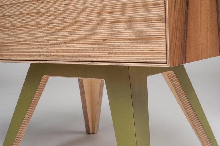 Erbert Nachttisch, Designt und Gefertigt in Wien von Lee Matthews 8
