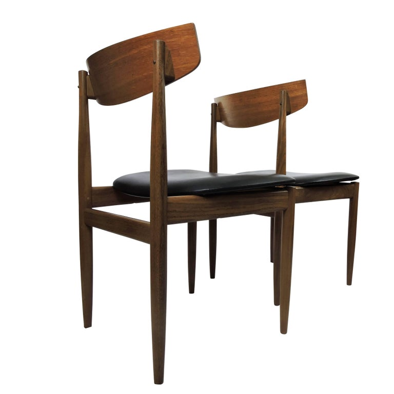 Midcentury G-Plan Dining Table and Chairs at 1stdibs