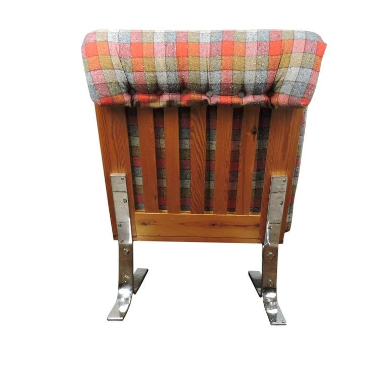 Mid-20th Century Danish Three Sectional Modular Sofa For Sale
