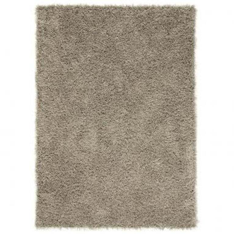 Grey Area Rug Hand-Knotted by Kasthall