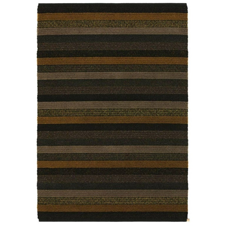 Kasthall Woven Wool and Linen Area Rug