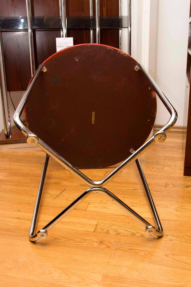 Bauhaus Coffee or Side Table from Vichr & Spol, 1930s, Bohemia For Sale 2