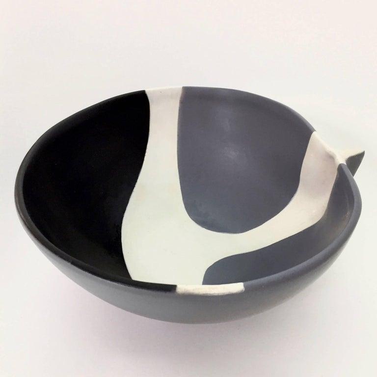Mid-Century Modern Mado Jolain, Ceramic Bowl For Sale