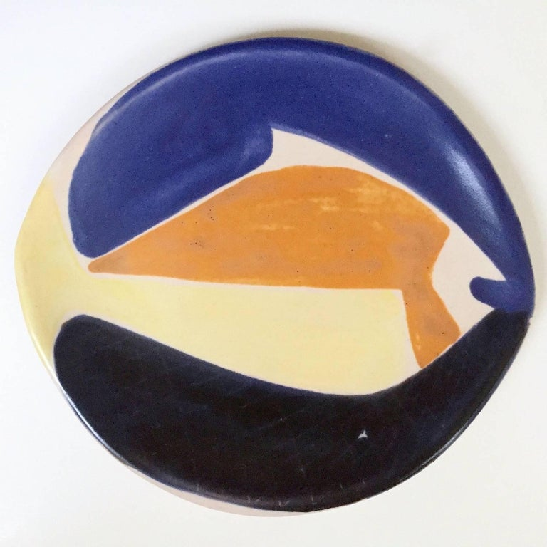 Mado Jolain, Decorative Ceramic Dishes  2