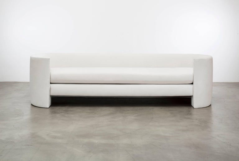 American Claire Sofa Showroom Sample For Sale
