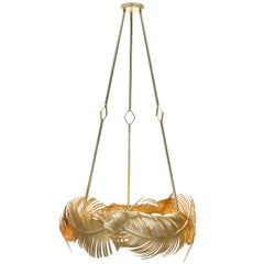 Josette Chandelier Showroom Sample