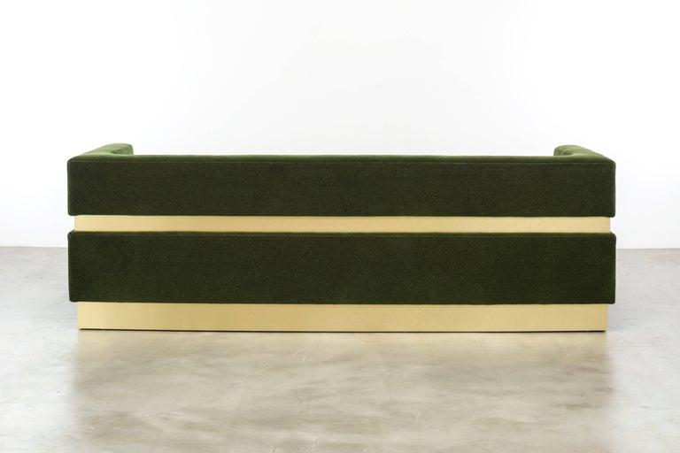Modern Cardin Sofa  For Sale