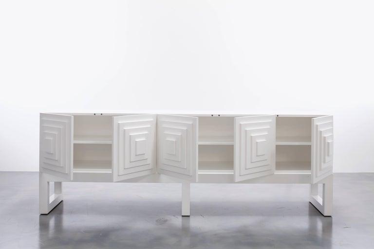 Modern Gaultier Buffet Cabinet  For Sale