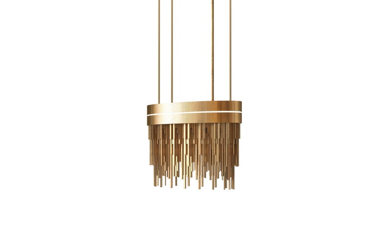 American Ambroise Chandelier For Sale