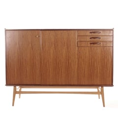 Swedish Retro Sideboard in Teak, 1950s