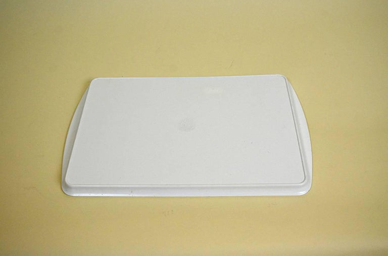 1970s Vintage Plastic Italian Aperol Bar Tray For Sale 2