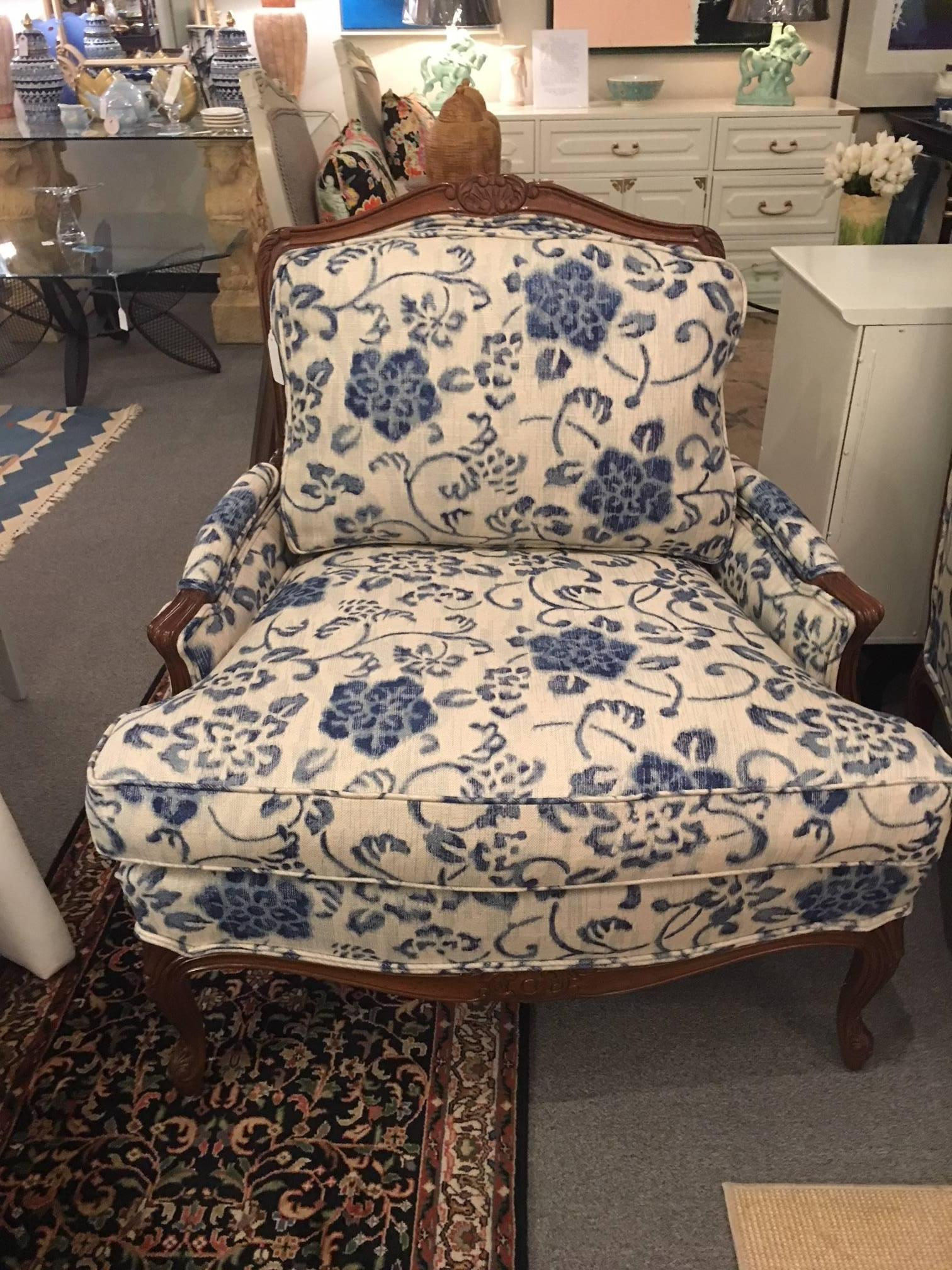 This Pair Of Taylor King Bergere Chairs Is Roomy, Solid And Comfortable And  In Excellent