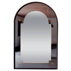 Large Vintage Mirror from 1950s