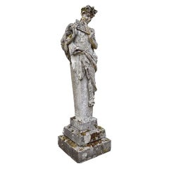Early 20th Century Figure of Pan