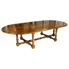 Mike Bell French Country Rouen Dining Table in Maple