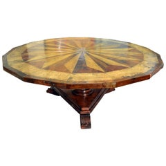 Mike Bell Starburst Soleil Dining Table