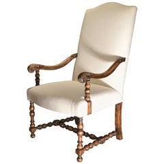 Pair of Gascogne III Armchair