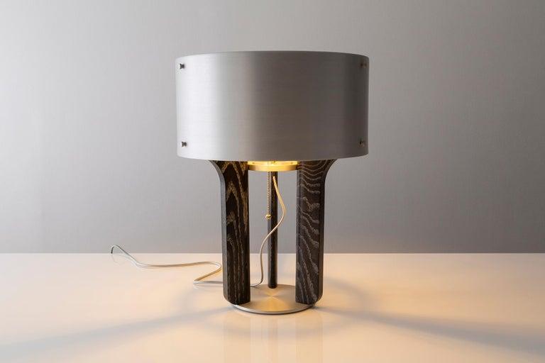 Modern Pommer Table Lamp By Matthew Fairbank For Sale
