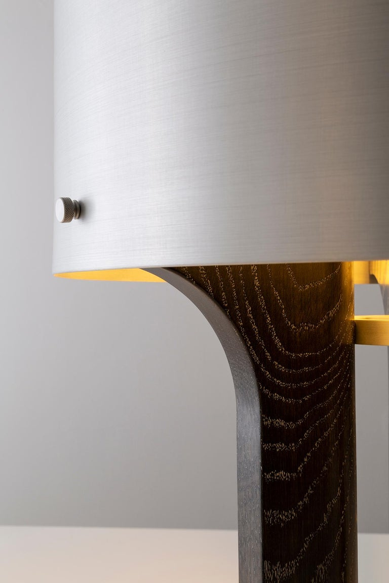 American Pommer Table Lamp By Matthew Fairbank For Sale