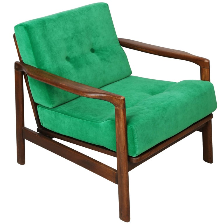 B-7522 Armchair, Poland, 1960s For Sale