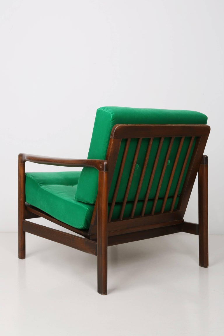 Polish B-7522 Armchair, Poland, 1960s For Sale