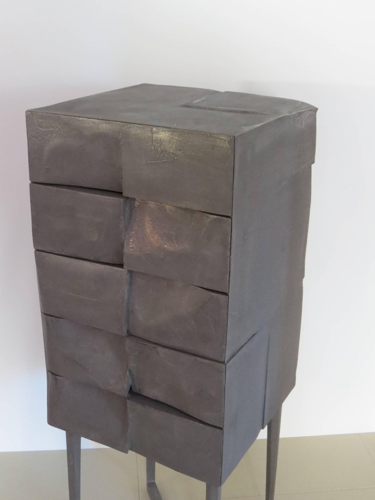 Plywood Jewelry Cabinet Titanium For Sale