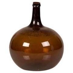 Handblown Glass French Wine Vessels