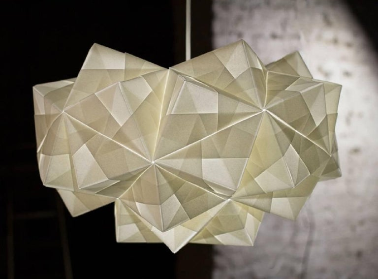 British Foldability, Petra Pendant For Sale
