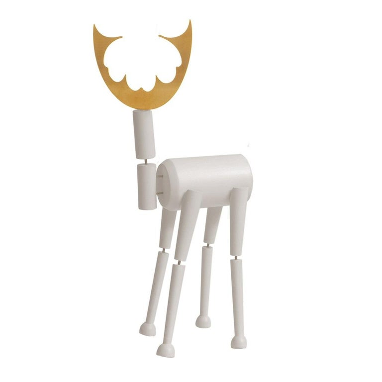 """IC Design, Sophie Taeuber-Arp, 1918 Dada Marionette, """"The Stag"""" For Sale"""