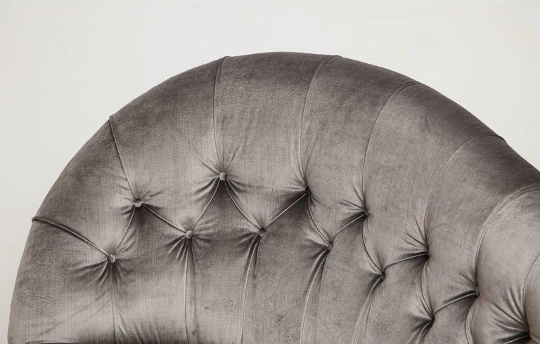 Tor Wolfenstein, Organic Shaped Sofa, Circa 1940, Origin: Sweden For Sale 3