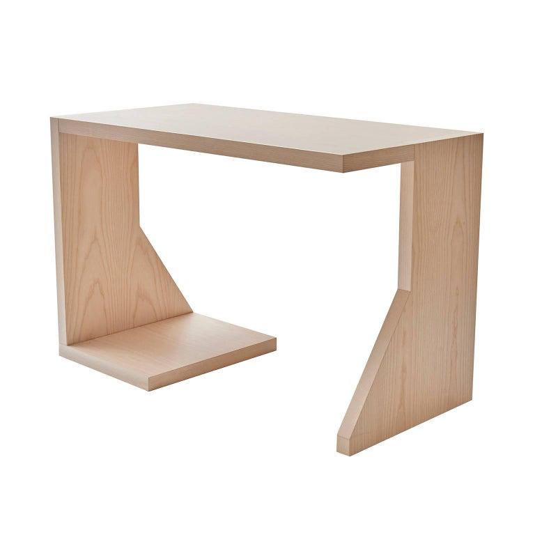 """Modern """"Y"""" Handmade Desk in Wood"""