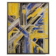 "Fine Painting, Signed ""K.J. Kolding 1976"""