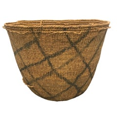 Yanomami Gathering Basket