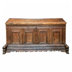 18th Century Danish Trunk