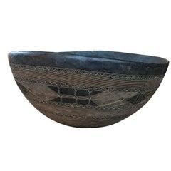 Rather Large Early 20th Century Tuareg Bowl