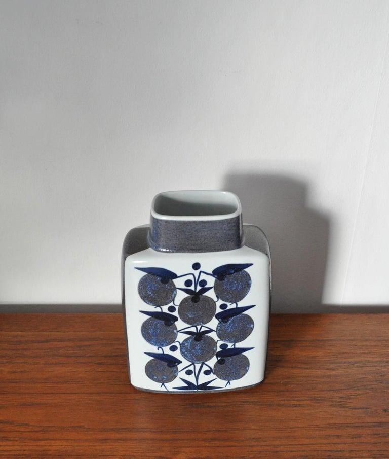 Fajance Vase By Grethe Helland Hansen Royal Copenhagen For Sale At